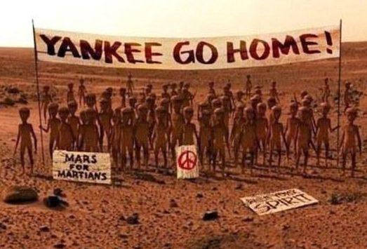Attenzione: Egregora in Corso! Tutti su Marte!